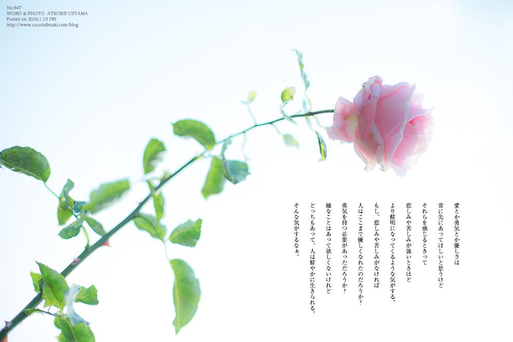 947.愛とか勇気とか